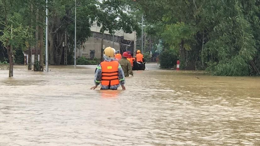 Danh sách HTr và Đs và các nhà hảo tâm ủng hộ bão lụt miền Trung